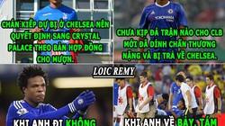 """HẬU TRƯỜNG (9.9): Sao Chelsea gặp """"hạn nặng"""", Mourinho mời Guardiola """"nhậu"""""""