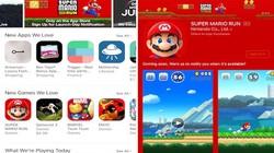 Game Super Mario sẽ có mặt trên cả iOS và Android