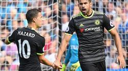 """Clip Diego Costa lập cú đúp, Chelsea vẫn bị Swansea """"cầm chân"""""""