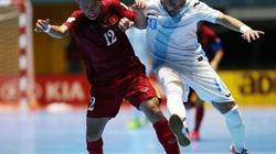 Minh Trí lập hat-trick, ĐT futsal Việt Nam làm nên lịch sử
