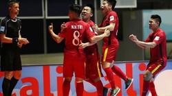 Cận cảnh ĐT futsal Việt Nam hạ Guatemala 4-2