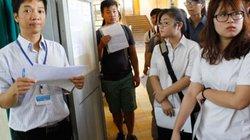 Thi THPT Quốc gia 2017: Hội Toán học VN phản đối thi trắc nghiệm môn Toán