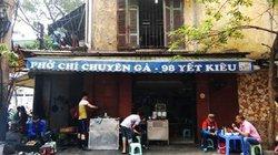 Ghé quán ăn trên 30 năm đắt khách khi lang thang Hà Nội ngày thu
