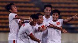 Vùi dập Đông Timor, U19 Việt Nam dẫn đầu bảng A