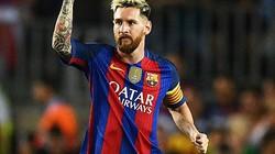 Lập hat-trick, Messi đi vào lịch sử Champions League