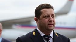 """Bắt chỉ huy """"Đội bay đặc biệt"""" chuyên chở ông Putin"""