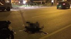 Khởi tố tài xế Innova tông chết trung úy công an đi tuần đêm
