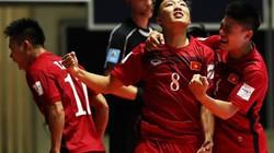 ĐT Futsal Việt Nam chiếm ưu thế tại Cúp Chiến Thắng 2016