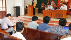 Phó Chủ tịch tỉnh Thanh Hóa: Dừng ngay việc lạm thu ngoài quy định