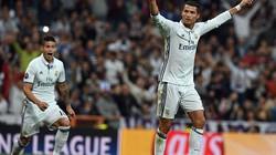 """Clip Ronaldo lập công, Real thắng """"nghẹt thở"""" trước Sporting"""