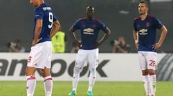 Thua Feyenoord, M.U lập 2 kỷ lục đáng thất vọng