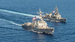 Nhật Bản cam kết tuần tra chung với Mỹ ở Biển Đông