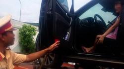 Trần tình của nữ tài xế bị CSGT cẩu cả xe và người về trụ sở