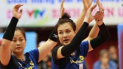 Hoa khôi bóng chuyền Kim Huệ tuổi 34: Gừng càng già càng cay