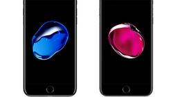 """Apple xác nhận iPhone 7 và iPhone 7 Plus Jet Black """"cháy hàng"""""""
