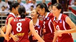 ĐT bóng chuyền nữ Việt Nam gây sốc trước Đài Loan