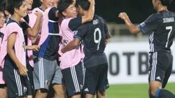 """Clip """"Messi Nhật Bản"""" tỏa sáng, vùi dập U16 Việt Nam 7-0"""