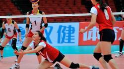 Kết quả, BXH vòng bảng Cúp bóng chuyền nữ châu Á 2016