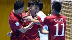 Điều kiện nào để ĐT futsal Việt Nam vượt qua vòng bảng?