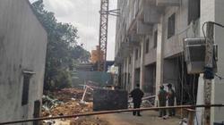 Vụ 2 công nhân rơi từ tầng 8: Được kiểm định, vận thăng vẫn đứt cáp