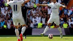 ĐIỂM TIN TỐI (17.9): Real nhận hung tin từ Ronaldo và Bale