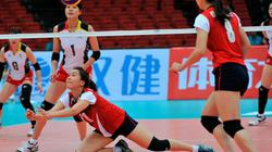 Lịch thi đấu tứ kết Cúp bóng chuyền nữ châu Á 2016