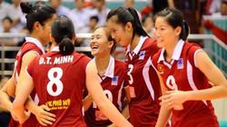 Trực tiếp bóng chuyền: Nữ Việt Nam vs nữ Kazakhstan