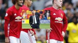 Thua Watford, M.U và Mourinho lập kỷ lục đáng buồn
