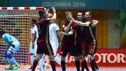 Đối thủ của ĐT Futsal Việt Nam tại vòng 1/8 mạnh cỡ nào?