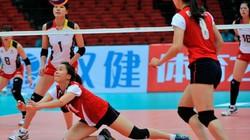 Lịch thi đấu, trực tiếp cúp bóng chuyền nữ châu Á 2016 (ngày 19.9)