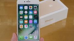Đập hộp iPhone 7 vừa lên kệ