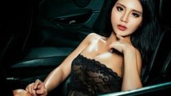 """Hot girl Sài thành """"nóng bỏng"""" bên siêu xe"""