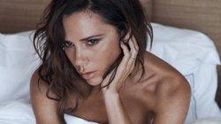 Victoria Beckham đẹp trầm lắng trên Vogue UK