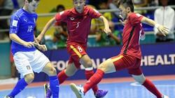 Lịch truyền hình trực tiếp vòng 1/8 Futsal World Cup 2016