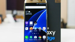 Samsung Galaxy S7 Edge đã được chạy thử nghiệm Android 7.0