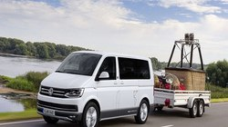 VW Multivan PanAmericana - Xe van mang trải nghiệm off-road