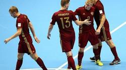 Thua Nga 0-7, ĐT Việt Nam chính thức chia tay Futsal World Cup