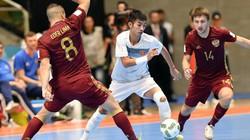 Chuyến phiêu lưu lịch sử của ĐT futsal Việt Nam tại World Cup