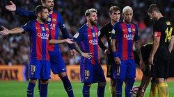 """Clip: MSN """"tịt ngòi"""", Barca bị Atletico cầm hòa đầy tiếc nuối"""