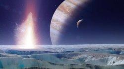 Sắp công bố phát hiện chấn động về Mặt trăng Europa