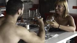Có gì khác biệt trong nhà hàng khỏa thân đầu tiên ở Ý?