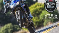 Top 10 môtô tốt nhất năm 2016