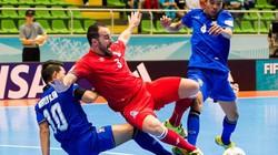 Cập nhật kết quả Futsal World Cup 2016 (ngày 23.9)