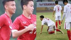 """U19 Việt Nam """"xách dép"""" cho U16 Việt Nam?"""
