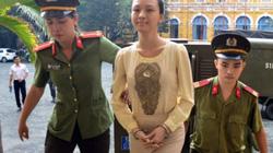 Tiếc cho hoa hậu Trương Hồ Phương Nga...