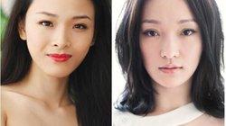 Ngỡ ngàng vì Hoa hậu Phương Nga giống hệt Châu Tấn