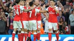 """Clip Arsenal """"nhấn chìm"""" Chelsea tại Emirates"""