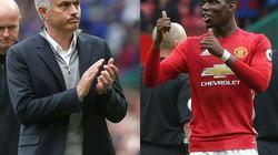 Mourinho đánh giá phong độ của Pogba qua 5 trận
