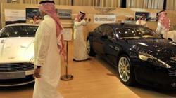 Nhà giàu Saudi Arabia hết thời du lịch, mua sắm