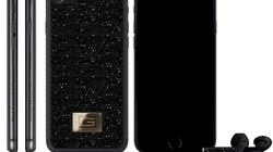 """iPhone 7 đính 1.450 viên kim cương đen giá siêu """"khủng"""""""